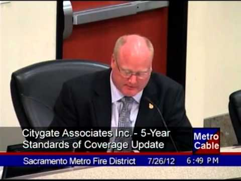 07/26/12 - Board Meeting (Part 1) - Metro Fire
