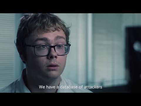 Cyber Threat Intelligence (Ep1) - Quentin talking about the technical office  - Thales