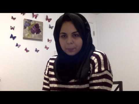 """يسرى الفرا تتحدث عن تجربتها في """" الدراسة في كندا"""""""