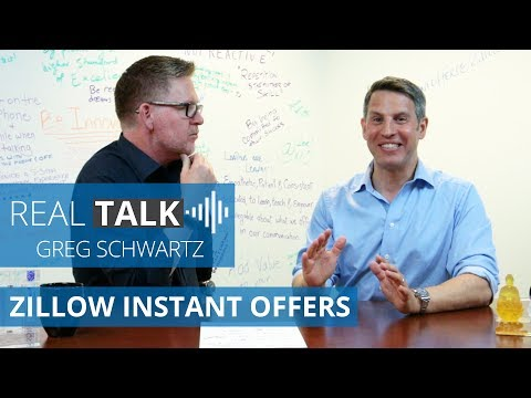 The Insider Truth About Zillow Instant Offers | Real Talk with Greg Schwartz