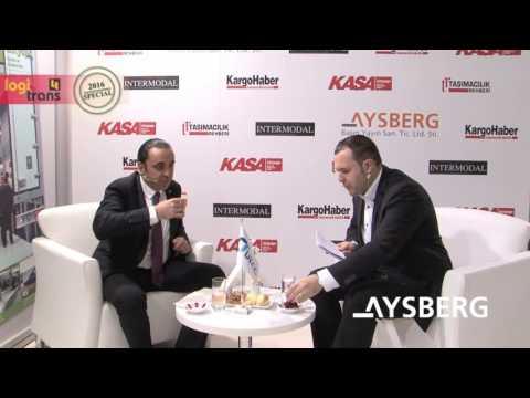 Tea & Talk logitrans 2016: Prof. Dr. Stefan Iskan interviews Özgür Güneri