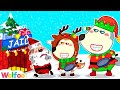 Oh No, Wolfoo Catch Santa Claus in Jail - Funny Stories for Kids About Christmas | Wolfoo Channel