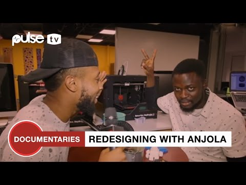 How to Redesign Car AC Blower, with Anjola At The GE Garage Lagos | Pulse TV Features