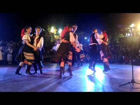 Slovak Folk Dance|  Surabaya Cross Culture Int