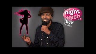 Comedy-Star Benaissa und die Frauen - NightWash live