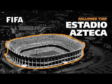 Estadio Azteca   Mexico 1970 & 1986   FIFA World Cup