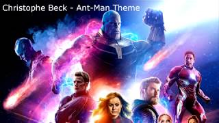 Heroes Theme - Avengers Endgame