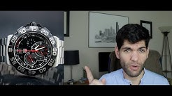 Why Tag Heuer Watches Are Garbage -  Per The Watch Community