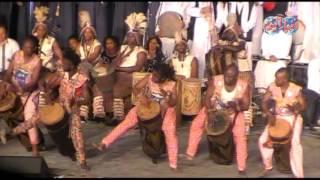 """كلمة سر """" النمر والانثى """" تكشفها فرقة الفنون الشعبية الافريقية على مسرح القلعة"""