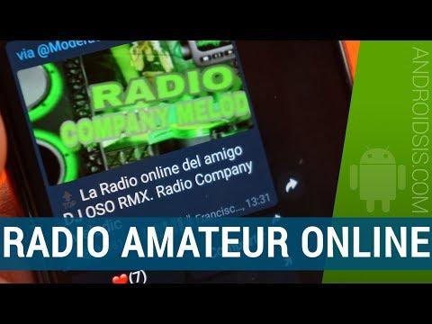 Una app para escuchar radio amateur de todo el mundo