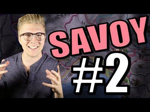Let's Play Europa Universalis IV [EU4 Common Sense] Gameplay: Savoy [Part 2]