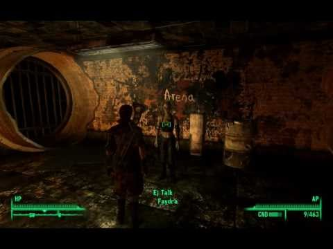 Where Is My Stuff? Getting Your Gear Back In The Pitt - Fallout 3