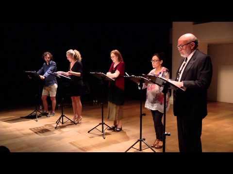 """""""Altres Ciutats del Desert"""" de Jon Robin Baitz. Cicle de Lectures Dramatitzades 2015"""