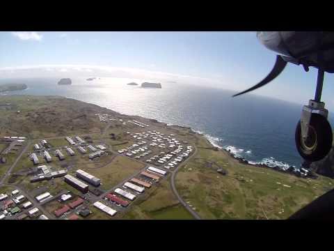 Flug vestmannaeyjar