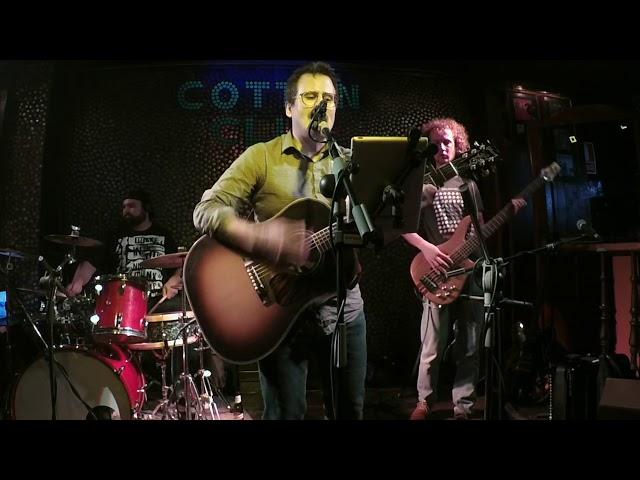 Txantxu en directo en Cotton Club Bilbao