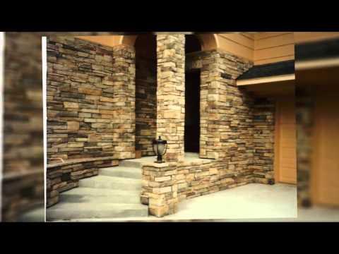 Ideas para decorar tu casa decoracion interior con pi for Decoracion de casas con piedras