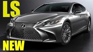 Lexus LS 2017 - preview_обзор Александра Михельсона