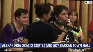 A Conversation with Alexandria Ocasio-Cortez and Ady Barkan