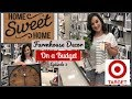 Farmhouse Decor on a Budget | Target | Shop with Me | Episode 3