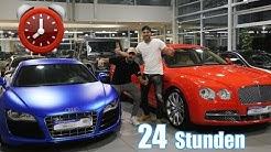 24 STUNDEN IM LUXUSAUTOHAUS EINGESPERRT !! |  FaxxenTV