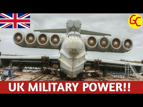 How Powerful is United Kingdom? UK MLITARY STRENGTH | British Armed Forces