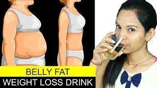 Drink this Detox Water to Lose Weight | Fat Cutter Drink | PrettyPriyaTV