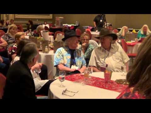 High Chaparral Reunion 2013, Henry Darrow, Don Collier, Rudy Ramos