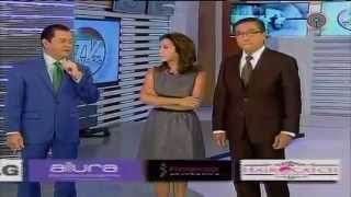 Korina Sanchez BOBO na Newscaster