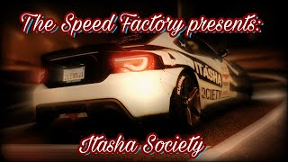 The Speed Factory presents: Itasha Society (Need For Speed 2015)