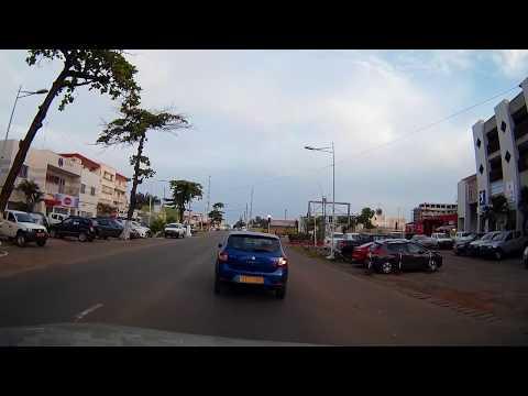 Port Gentil town trip 2016