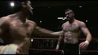 Из фильма Неоспоримый 2 бой в 1080p