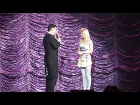 Robbie Williams - That's Amore & Showbiz Wedding - Glasgow Hydro Arena (27th June 2014)