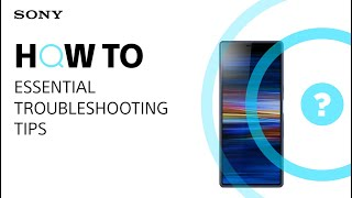 Essential troubleshooting tips