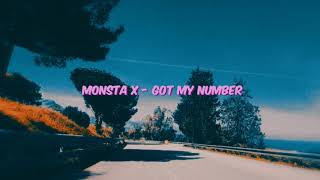 [몬스타 엑스] MONSTA X  - Got my number