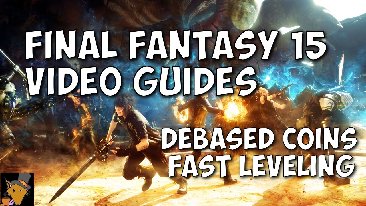 final fantasy 8 gf leveling guide