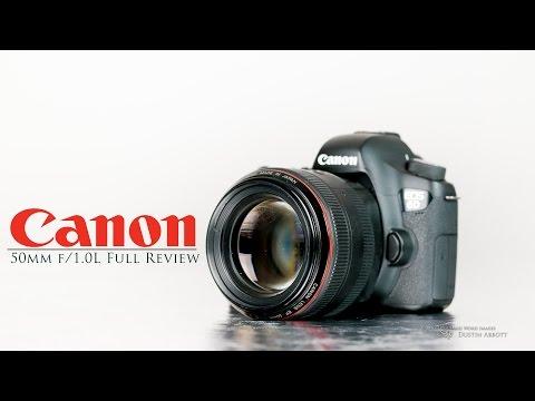 Canon EF 50mm f/1.0L Review | Critiquing a Legend