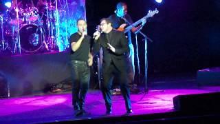 Franco de Vita ft. Leonel García - Entra en mi vida - Si la ves - Para empezar - L.P. -  19/11/2011