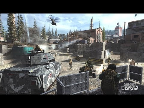 Call Of Duty Modern Warfare (2019) - Modo Multijugador 5: Guerra Terrestre