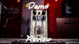Catalinbread - Formula 55 - Demo & Review