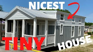 The Nicest Tiny House I Have Ever Been In!! Perfect Craftsmanship And Layout! Tiny Home Tour