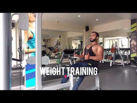 Yashas Reddy - Corporate Wellness Coach - Personal Fitness Trainer - Bangalore