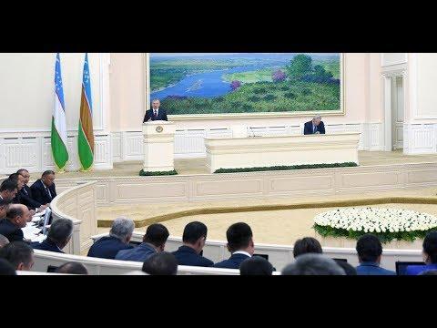 Prezident Shavkat Mirziyoyev 2019-yil 20-21-avgust kunlari Qoraqalpog'istonda bo'ldi