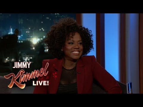 Viola Davis on How to Get Away with Murder & New Children's Book