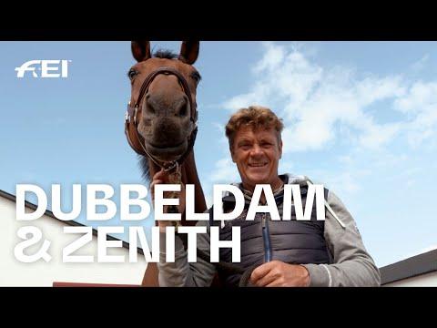 How Zenith Enjoys The Retirement At Jeroen Dubbeldam's Yard | Equestrian World