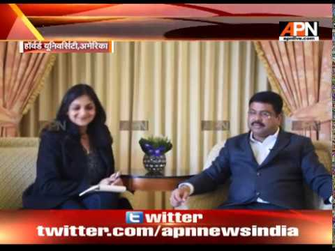 Watch: Special interview with minister Dharmendra Pradhan