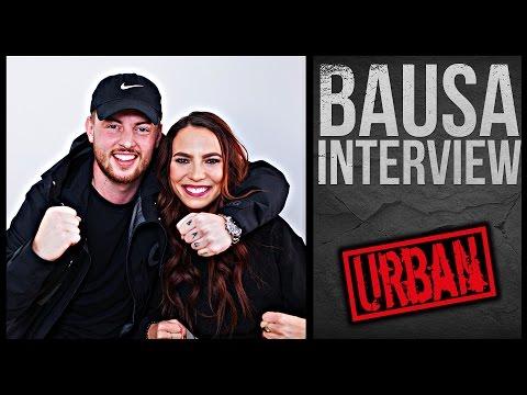 Bausa im Interview über Dreifarbenhaus, Ghostwriting, Kindheit uvm. - BMTV Urban