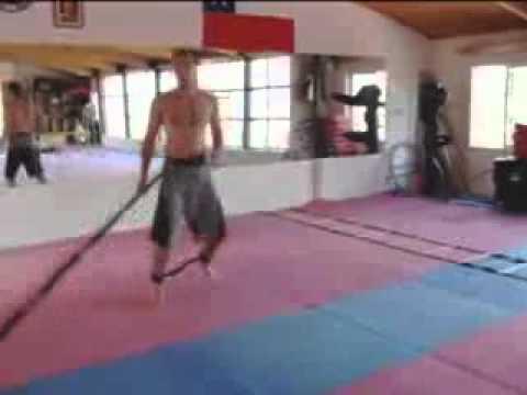 TAEKWONDO WTF training for speed, power and agility