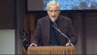 (2014) Noam Chomsky: The Anthropocene Period and its Challenges