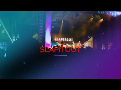 Slapitout - Live Music concert in Bandung Kickfest 2017
