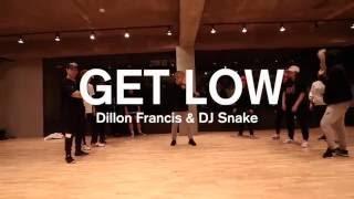 get low dillon francis dj snake ssup choreography